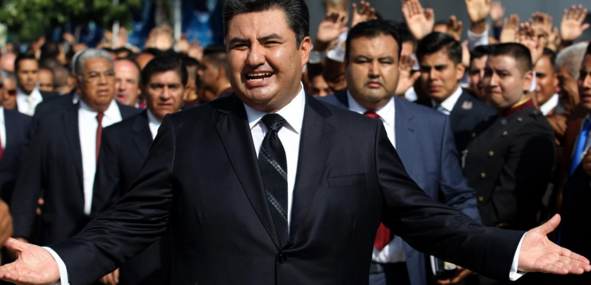 Naasón Joaquín García